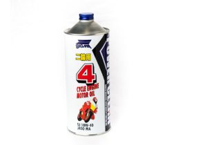 シグマ パワークリーン 2輪車用 4サイクルエンジンオイル (Power Clean 4 Cycle Engine Moter Oil)